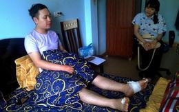 """Ám ảnh kinh hoàng của nạn nhân vụ taxi """"điên"""" trên cầu vượt Thái Hà - Chùa Bộc"""