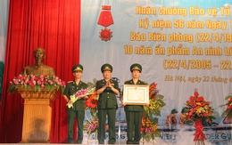 Báo Biên phòng vinh dự đón nhận Huân chương Bảo vệ Tổ quốc hạng Nhì