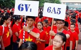 Hà Nội bất ngờ hạ điểm chuẩn lớp 6 trường chuyên và song bằng