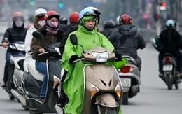 Thời tiết cả nước dịp Tết: Miền Bắc mưa rét, miền Nam ít mưa