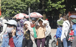 Miền Bắc nắng nóng, mưa dông từ nay đến hết dịp nghỉ lễ 30/4