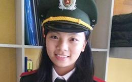 Nữ thủ khoa Học viện Chính trị Công an nhân dân