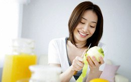 Những công dụng tuyệt vời khi ăn trái cây vào buổi sáng