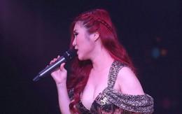 """Những hình ảnh """"xấu xí"""" của Hương Tràm từ sau khi đăng quang The Voice"""