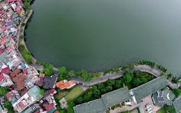 Vẻ đẹp phố mới Trịnh Công Sơn, Nguyễn Đình Thi ở Hà Nội