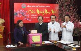 Tổ chức đón Tết cổ truyền chu đáo cho người bệnh