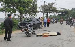Vượt xe tải, nam sinh viên bị xe ô tô tông tử vong