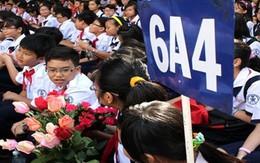 Hà Nội công bố phương án chính thức tuyển sinh vào lớp 6