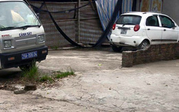 Hà Nội: Tá hỏa phát hiện nam thanh niên tử vong trong xe ô tô
