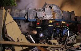 Cháy kho hàng Công ty Đông Bắc thiệt hại hàng chục tỷ đồng