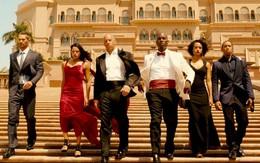 'Fast & Furious 7' cán mốc doanh thu một tỷ USD