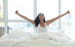 """8 nguyên tắc """"vàng"""" bạn cần làm khi ngủ dậy buổi sáng"""