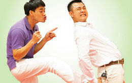 """Xuân Bắc- Tự Long nhập vai mới """"quậy"""" tưng bừng ở """"Lễ hội đón trăng rằm"""""""