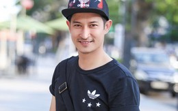 Huy Khánh không dám đi chơi khuya vì sợ vợ