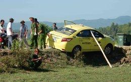 Đà Nẵng: Hung thủ giết tài xế taxi có dáng người đô con