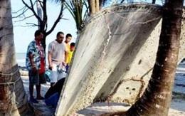Thái Lan tìm thấy mảnh vỡ nghi của MH370