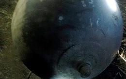 Thêm 'vật thể lạ' được tìm thấy ở Tuyên Quang