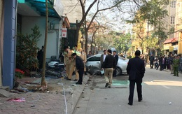 Xác định được tài xế ô tô tông chết 3 người tại Hà Nội