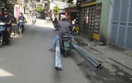 Cấm xe tự chế, lấy gì thay thế?