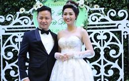 Á hậu Ngô Trà My sinh con gái sau 5 tháng làm đám cưới