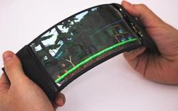 ReFlex - smartphone dẻo đầu tiên trên thế giới