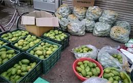 Xoài keo Campuchia 30.000-40.000 đồng/kg khiến người Việt phát cuồng