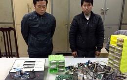 Hai cây xăng lắp chip gian lận tiền tỷ ở Hà Nội