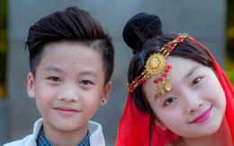 Cận cảnh vẻ đáng yêu của 2 thiên thần nhí cover siêu phẩm Ấn Độ