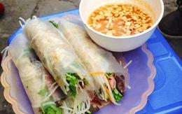 'Rừng' đồ ăn vặt thường trực cháy hàng chợ Nghĩa Tân