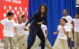 6 mẹo giúp Đệ nhất phu nhân Michelle Obama sống khỏe & yêu đời