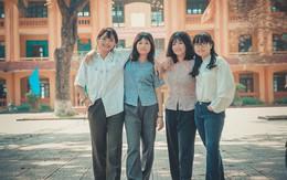 Ảnh kỷ yếu 'Thôn nữ thời bao cấp' của teen Bắc Giang