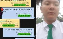 Dòng tin nhắn ám ảnh của nữ giám thị 9X bị sát hại