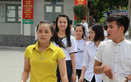 Nghệ An: Đề thi vừa sức thí sinh, nhưng khó đạt điểm 10