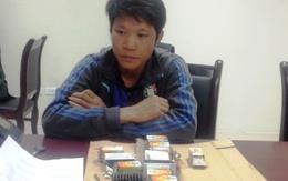 Bắt đối tượng mang 700 viên đạn từ Lào về Việt Nam