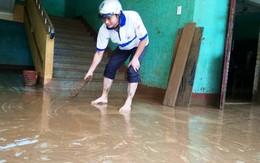 Mưa lũ tại Quảng Bình: Nước rút đến đâu tan hoang đến đó