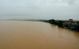 Mưa lũ tại Quảng Bình: Đã có người chết, gần 700 nhà dân bị ngập