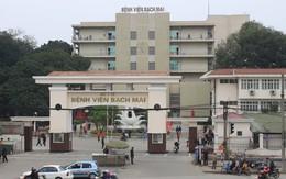 Bệnh viện Bạch Mai sẽ không trông xe máy của khách và bệnh nhân