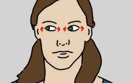 10 bài tập thể dục cho đôi mắt khỏe