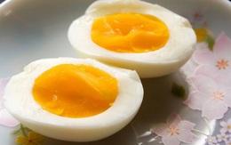 Luộc trứng thế nào để được lòng đào?