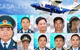 7 giờ sáng mai tổ chức lễ viếng thành viên tổ bay CASA-212