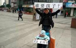 Những vụ việc cha mẹ rao bán con đẻ gây phẫn nộ dư luận