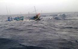 16 người chết và mất tích vì mưa lũ ở miền Trung