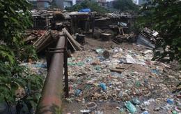 """Hà Nội: Cuộc sống người dân cạnh những sông, hồ """"chết"""""""