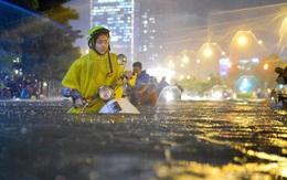 TP Hồ Chí Minh: Thiệt hại nặng nề trong trận mưa cực lớn