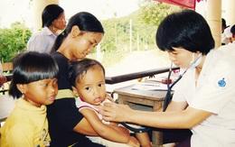Kiến tạo một tương lai tươi sáng cho trẻ em gái