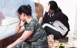 Nước mắt ở vùng rốn lũ miền Trung