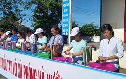 Ý thức của người dân về thực hiện vệ sinh được cải thiện