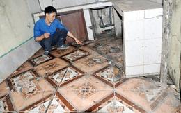 TP Cẩm Phả, Quảng Ninh: Dân nơm nớp lo nhà sập vì mỏ than