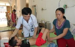 Nắng nóng tại Nghệ An: Gia tăng trẻ viêm não vì biến chứng của bệnh quai bị