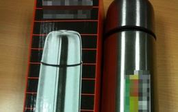 Đựng nước hoa quả trong bình giữ nhiệt sẽ càng độc hại